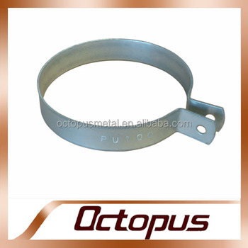 Stainless Steel Air Duct Clamps
