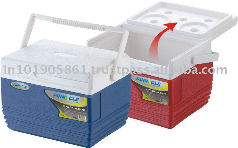 Small Cooler Box 4.5 ltr.,ice cooler box,mini cooler box