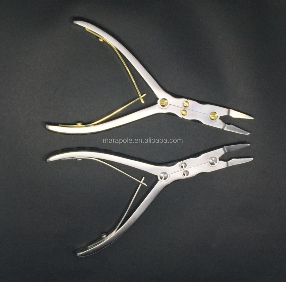 Laminectomy Rongeur, surgical instrument forceps, neurosurgery instruments