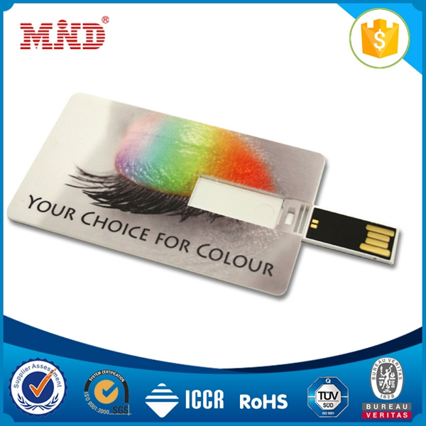 MDUC01 High Quality Customer Logo USB Business Card