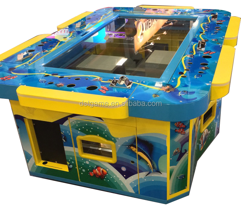 Fish hunter arcade game machine tiger strike fishing game