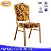 Cheap price used Wholesale Stacking hotel price aluminium banquet chair