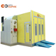 EP-200A car spray oven bake booth, automotive paint booth for sale