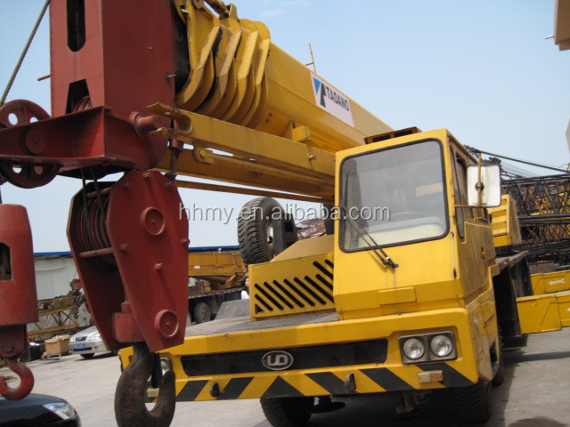 TADANO TG-700E 70 ton GT650E 65 ton pickup <strong>truck</strong> mounted crane for sale in qatar FOB shanghai for sale