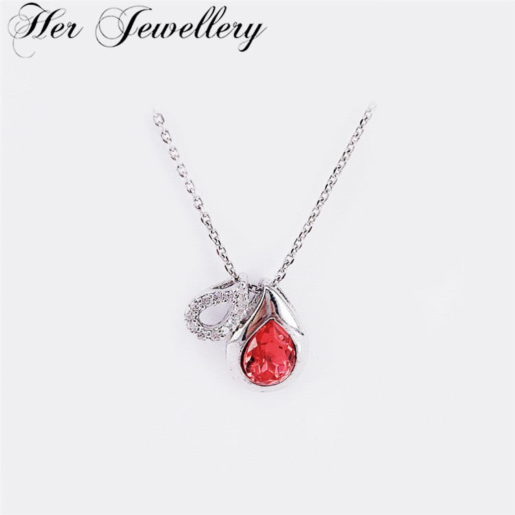 Her Jewellery big size 2017 new disign pendant original crystal from Swarovski