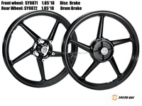 18 inch motorcycle wheels and rims