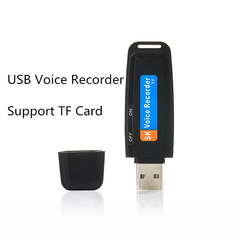 32GB USB Pen Disk Flash Drive Digital Audio Voice Recorder