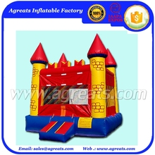 cheap Big inflatable bouncy castle used commercial inflatable bouncer for sale G1160
