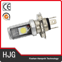 Super bright 2200LM cob headlight for motorcycle