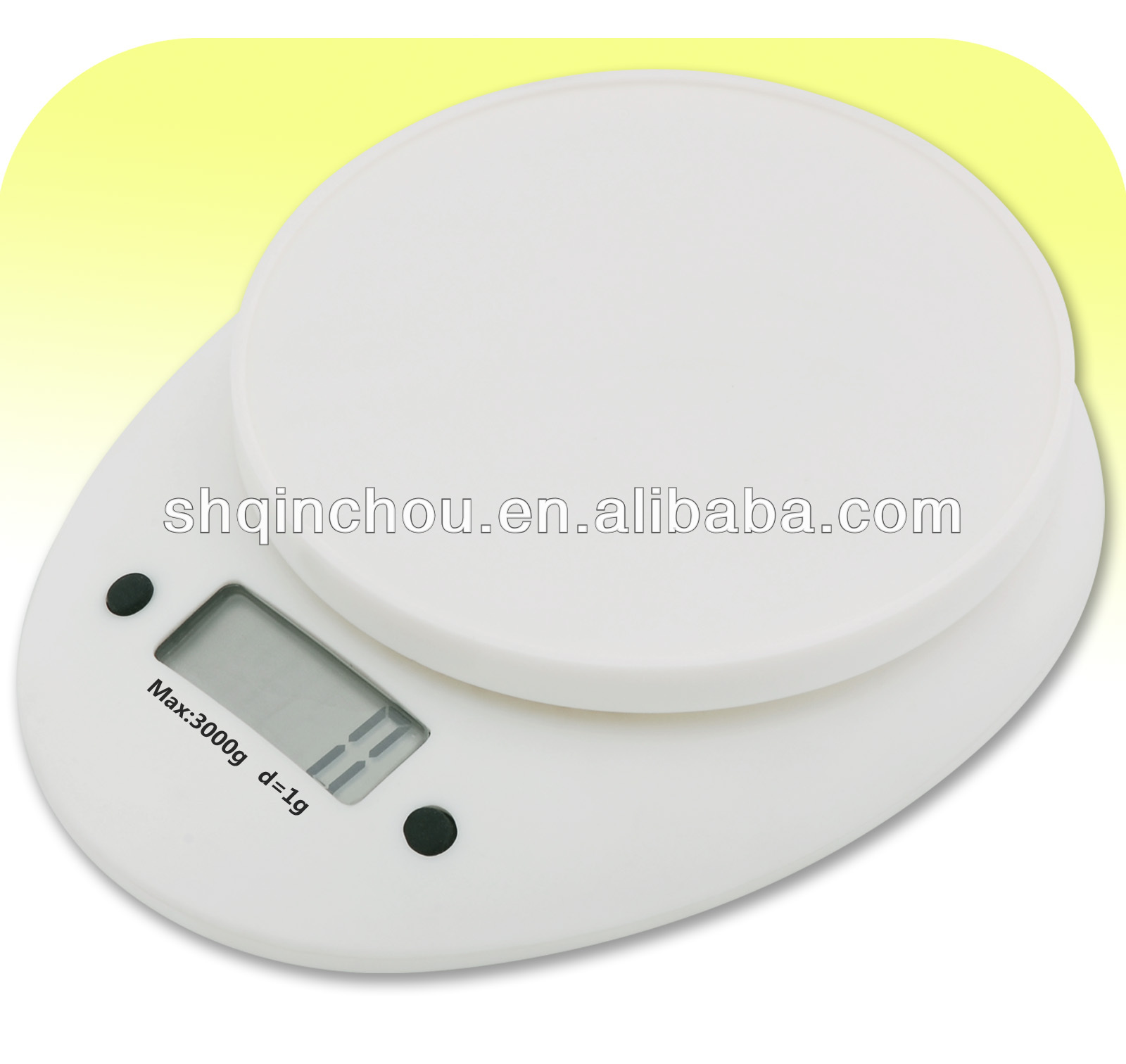 cheap bluetooth kitchen scale(Back light Big LCD)