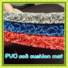 2016 hot sales ! pvc coil mats outdoor indoor plastic comfortable pisos de vinilo