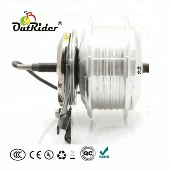 OUTRIDER OR01A3 118 Front Roller-brake Motor for Dutch Market