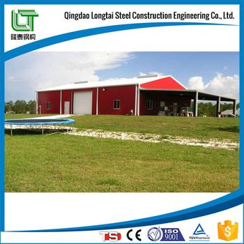 Galvanized Sheet Material power plant steel structure