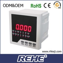 Made in China RH-D31 Digital Panel Single- Phase Digital Multimeter