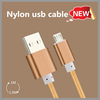 Nylon Braided Usb Cable Micro For