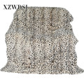 CX-D-132 Super King Size Wholesale China Thick Rabbit Fur Blanket