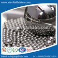 Factory Directly 3.175mm chorme steel ball for factory use