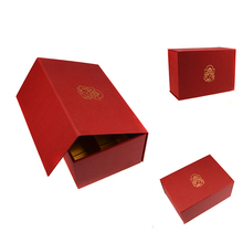 Cardboard strong paper folding box paper packaging box wholesale