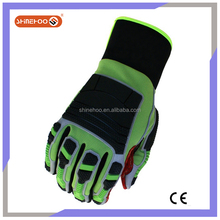 SHINEHOO Ottoman Sewing Anti Oil TPR Petroleum Industrial Work Gloves