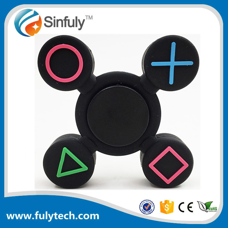 Factory Direct Wholesales EDC <strong>Toys</strong> Anti Stress Kids Geometry Finger Gyro Hand Fidget Spinner