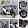 350W battery powered electric bike mini electric scooter motorcycle bike for kids