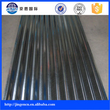 with best price PPGI GI color corrugated plastic roofing sheets