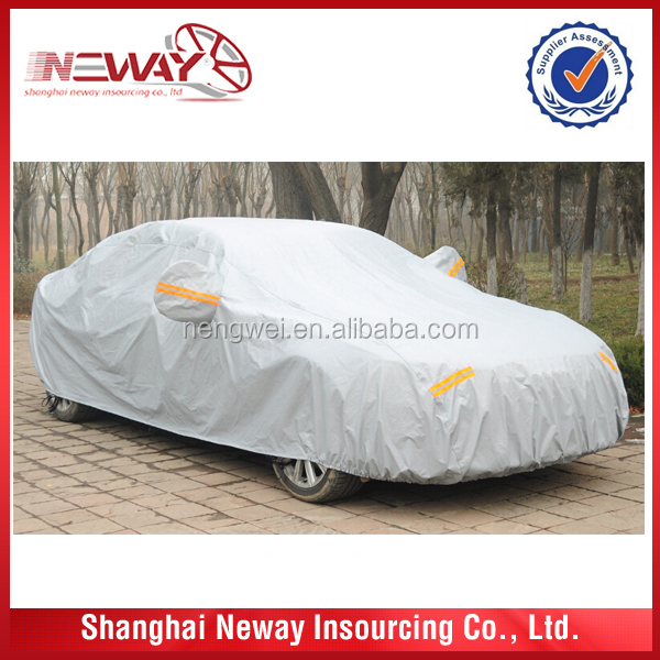 hail proof car cover / snow proof car cover