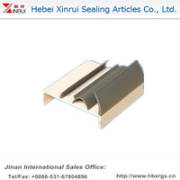 rubber seal for cabinet doors