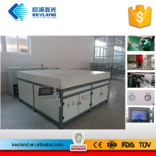 Keyland semi-automatic solar panel making machine pv module laminating machine