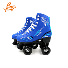 New Popular top quality kids four wheel roller skate shoes