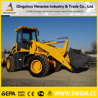 racoon skid steer loader