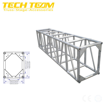 Heavy Duty Complete Truss Stand Bolt Aluminium Truss