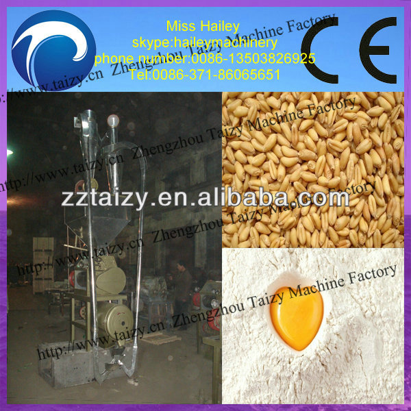 0086-13503826925 new design hot sale small wheat flour mill