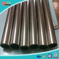 Best selling premium 201 stainless steel water pipe price per kg.