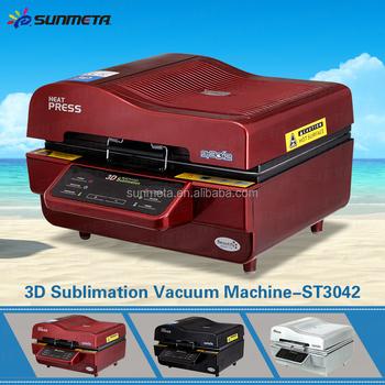 st 3042 3d sublimation instructions