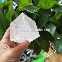 natural clear crystal cube for healing clear quartz crystal healing cube