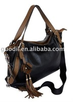 Stunnig expendable large shoulder bags woman fashion design 2012