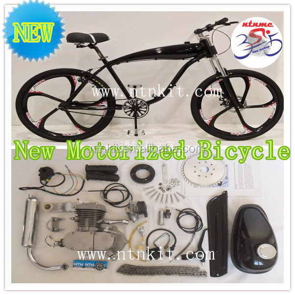 Motor Bicycle Engine Kit, Engine For Bicycle 70cc