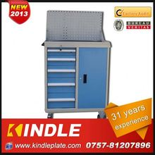 Kindle 31 years experience roller Customized heavy tool box with drawers