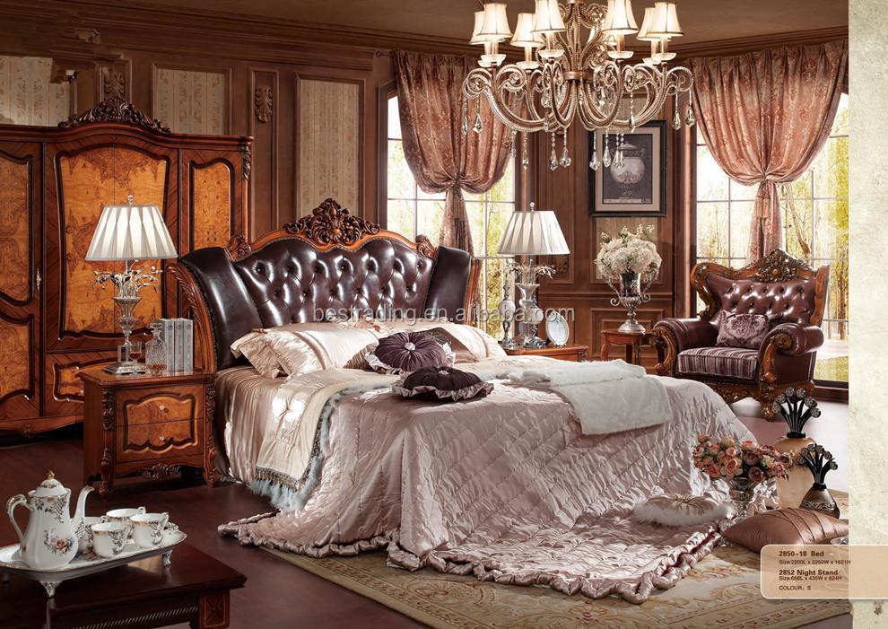 Royal Leather Bed Living Room Furniture Buy Royal Leather Bed Living Room F