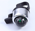 New Mini Bicycle Handlebar Bell Ring with Compass Bicycle Handlebar Bell
