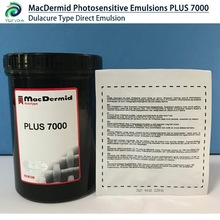 High Quality, High Solids Emulsion Screen Printing Photo Emulsion PLUS 7000