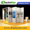 Portable display stand aluminum modular exhibition booth trade show booth customized booth design