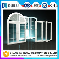 China custom high quality hot sale pvc windows