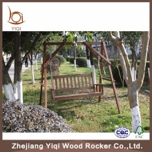 Antique Wooden Swing Chair