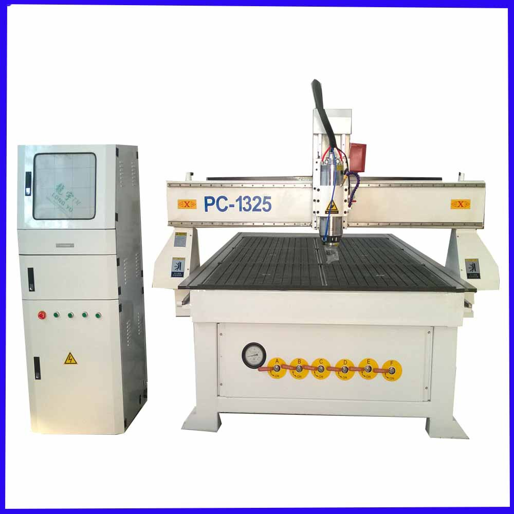 PC-1325 CNC Router for PVC with fast working,high efficiency and low cost