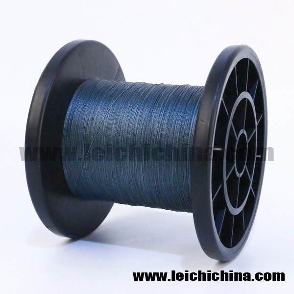 Wholesale high strength 4 strands pe braided fishing line for Cheap braided fishing line