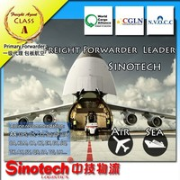 Air Freight to Addis Ababa Ethiopia from China
