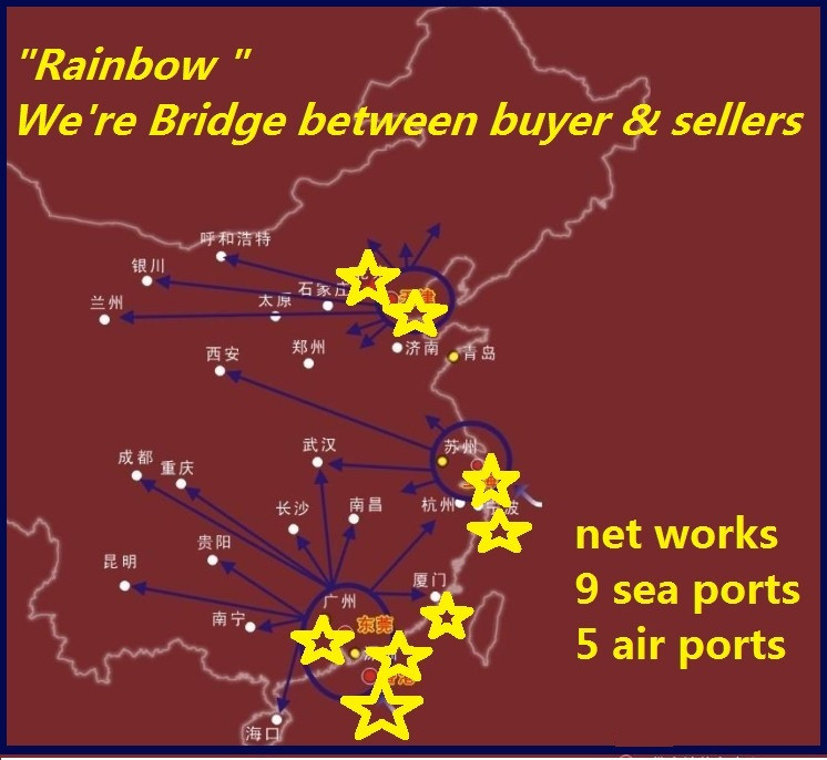 Import agent company in Yangshan port