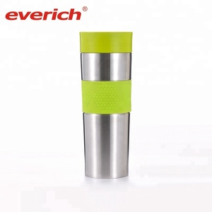 Everich custom double wall stainless steel vacuum flask